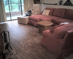 Family Room Completed