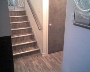 New Foyer Completed