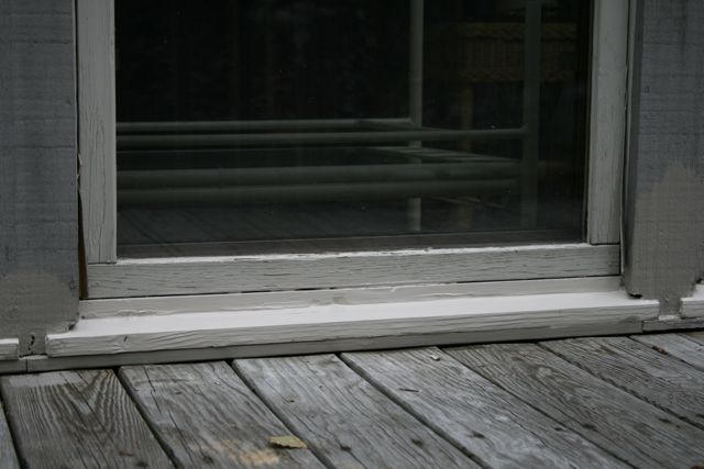 Wood Siding Trim And Sill Repair West Chester Pa