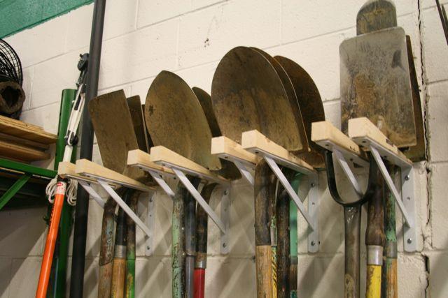 Amazing Garage Organization Hanging Tools Landscaping Shop Organization Newtown Sq  Pa Aaron