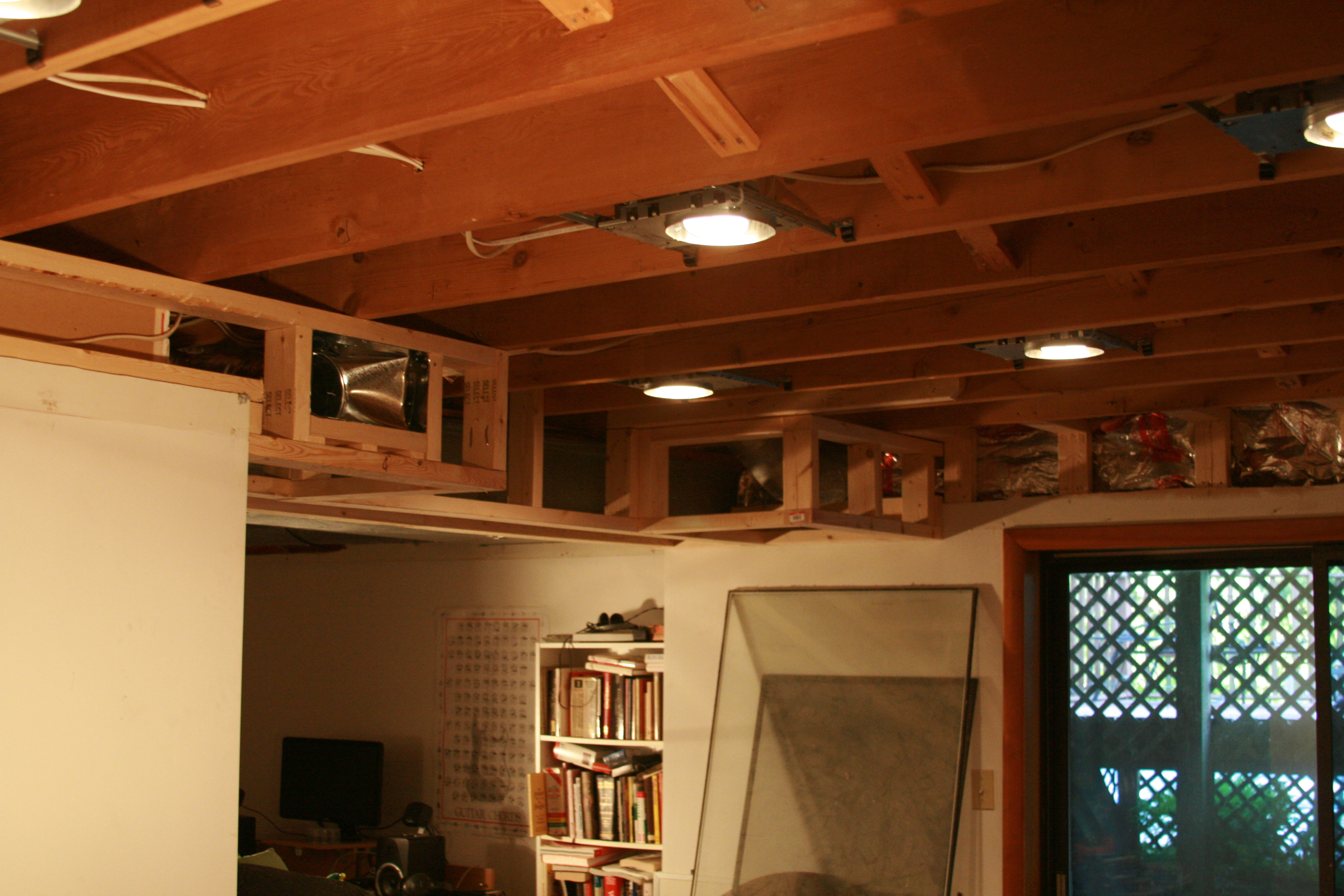 New Basement Ceiling West Chester PA