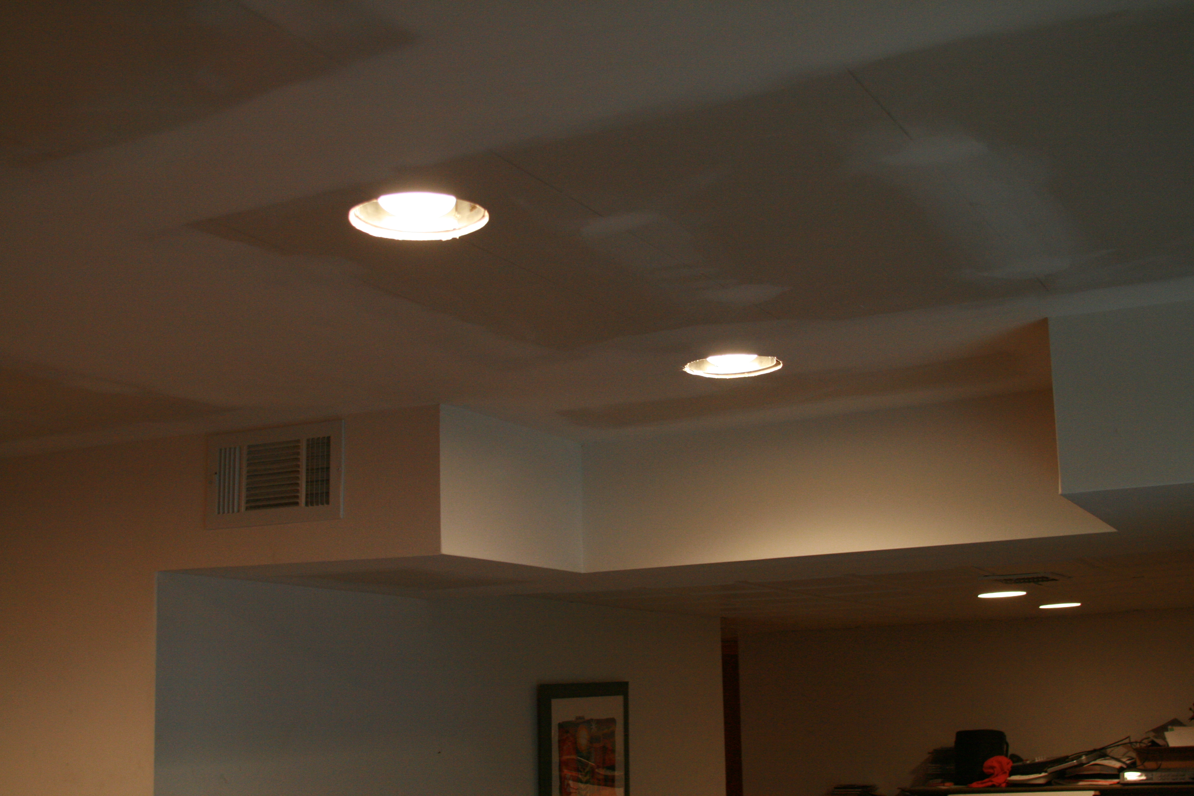 New Basement Ceiling West Chester Pa Aaron Whomsley Llc