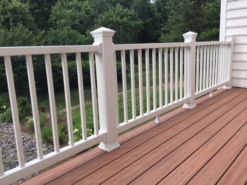 Nice railing!